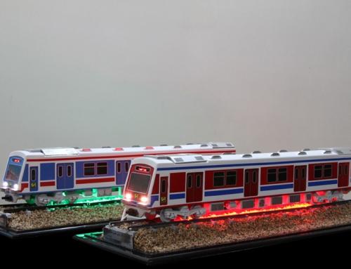 واگن مسافری مترو